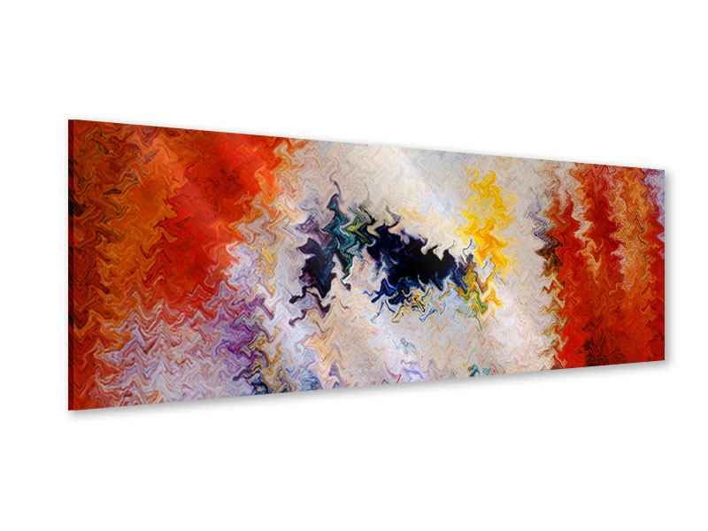 Acrylglasbild Panorama Wandmalerei