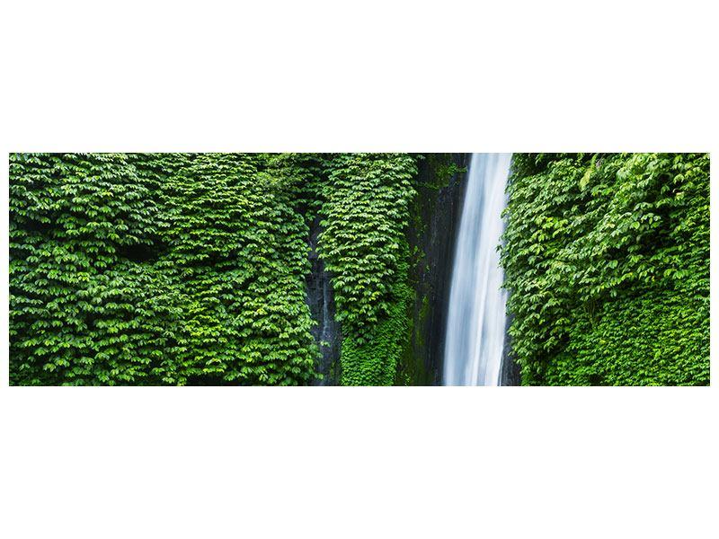 Acrylglasbild Panorama Lebensquelle