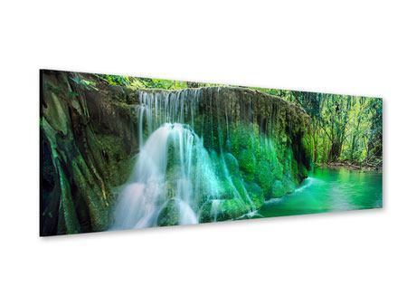 Acrylglasbild Panorama Im Paradies