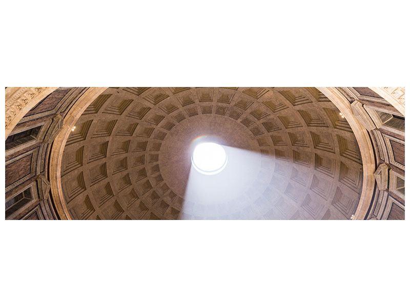 Acrylglasbild Panorama Petersdom