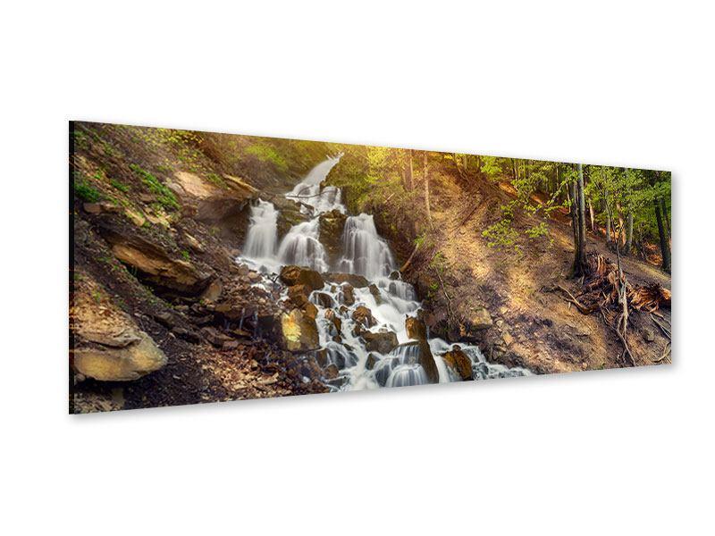 Acrylglasbild Panorama Naturschönheit