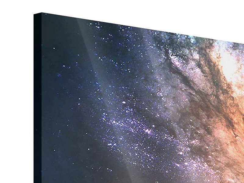 Acrylglasbild Panorama Universus