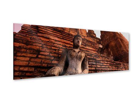 Acrylglasbild Panorama Sukhothai