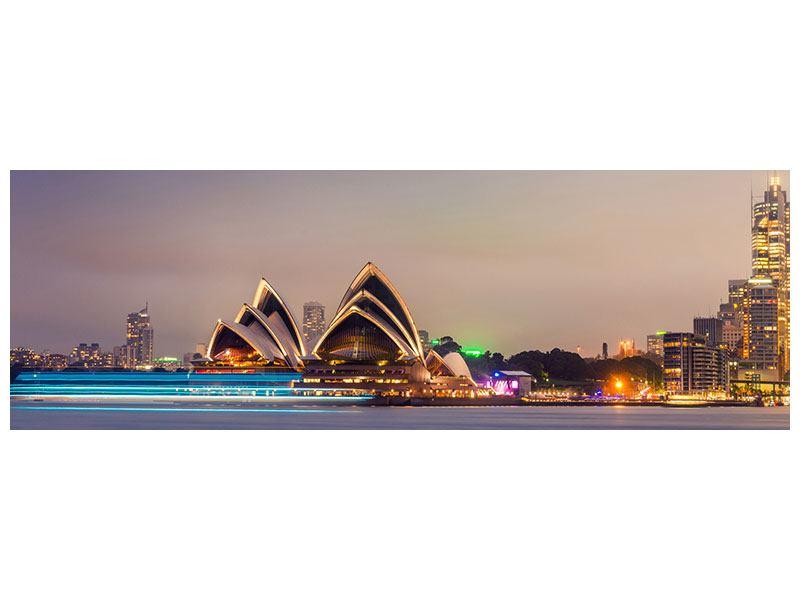 Acrylglasbild Panorama Opera House