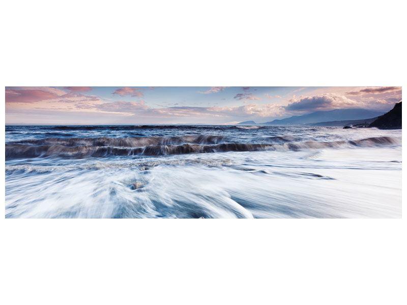 Acrylglasbild Panorama Ort der Sehnsucht