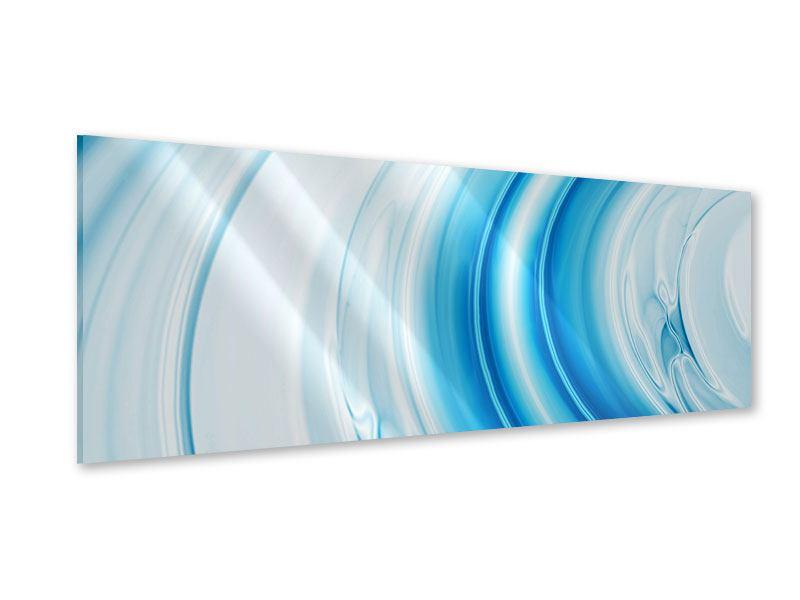 Acrylglasbild Panorama Abstraktes Glas