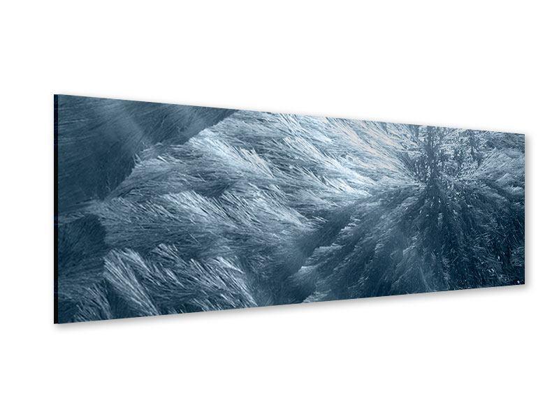 Acrylglasbild Panorama Eis