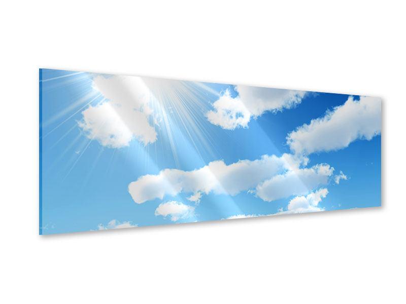 Acrylglasbild Panorama Am Himmel