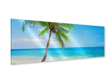 Acrylglasbild Panorama Koh Lanta
