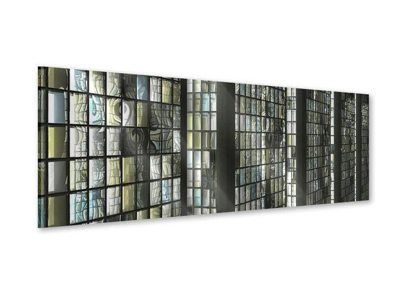 Acrylglasbild Panorama Windows