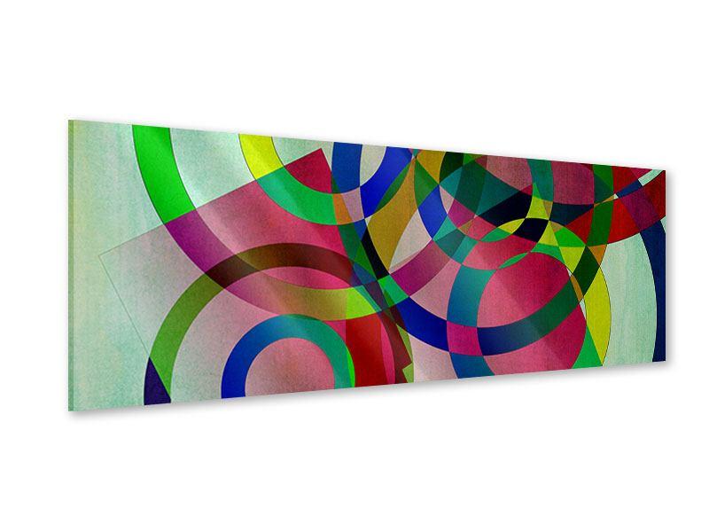 Acrylglasbild Panorama Wandkunst