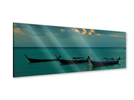 Acrylglasbild Panorama Ozean