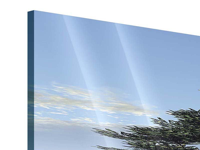 Acrylglasbild Panorama Naturfaszination