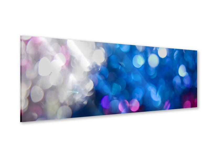 Acrylglasbild Panorama Abstraktes Licht