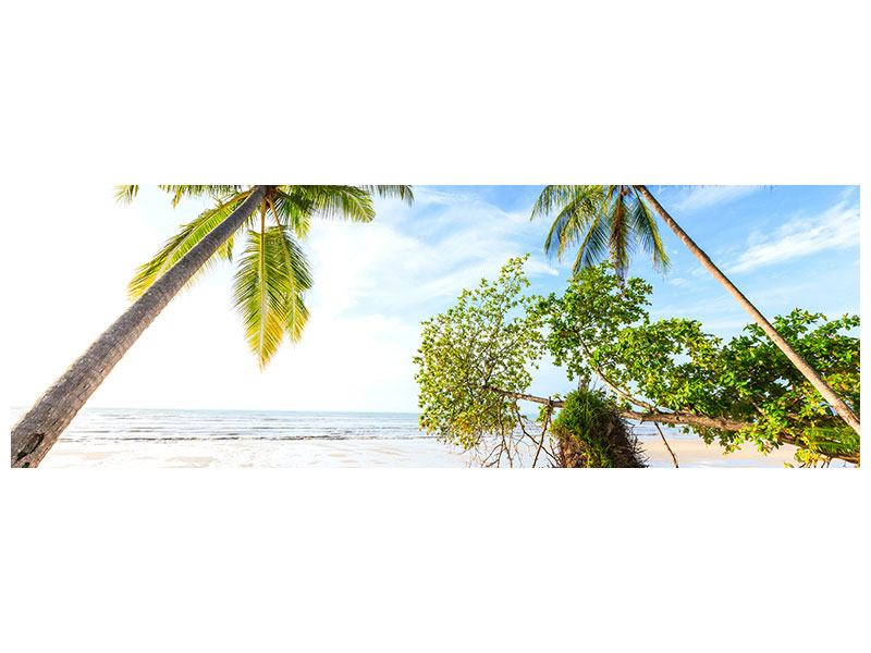 Acrylglasbild Panorama Bang Sak Bucht