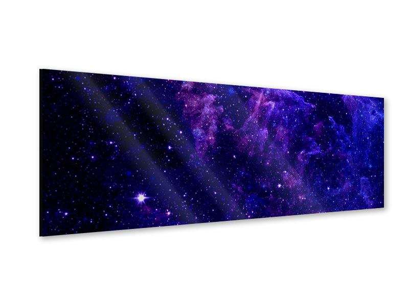Acrylglasbild Panorama Ein Himmel voll Sterne