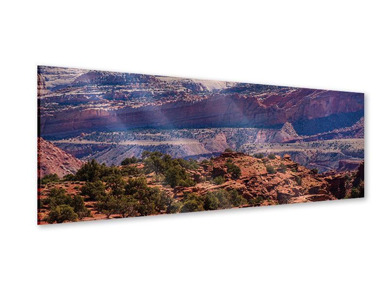 Acrylglasbild Panorama Bruce-Canyon-Nationalpark