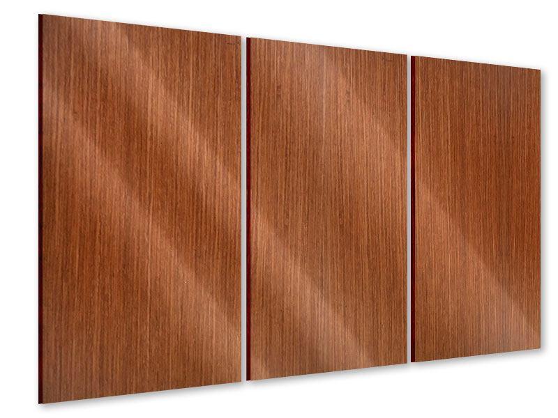 Acrylglasbild 3-teilig Ulme