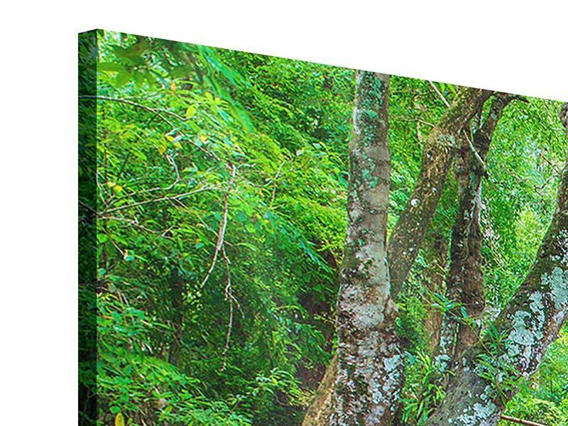 Acrylglasbild 3-teilig Wasserspektakel