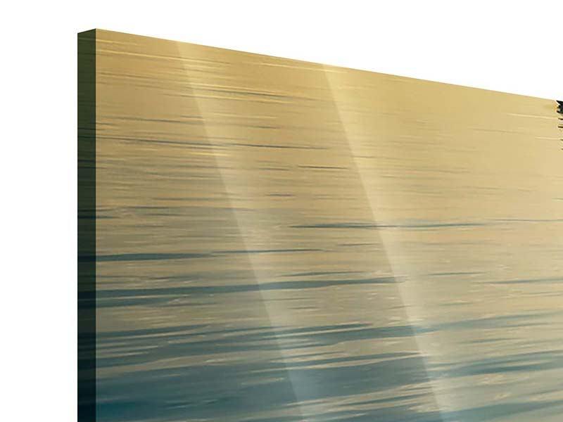 Acrylglasbild 3-teilig Der Weg ist das Ziel