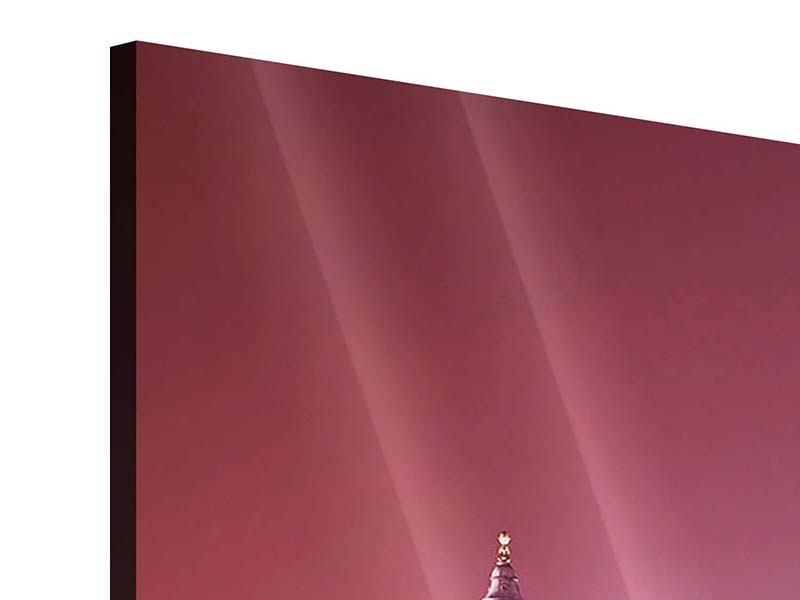 Panorama Acrylglasbild 3-teilig Millennium Bridge