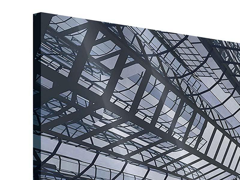 Panorama Acrylglasbild 3-teilig Besondere Perspektive