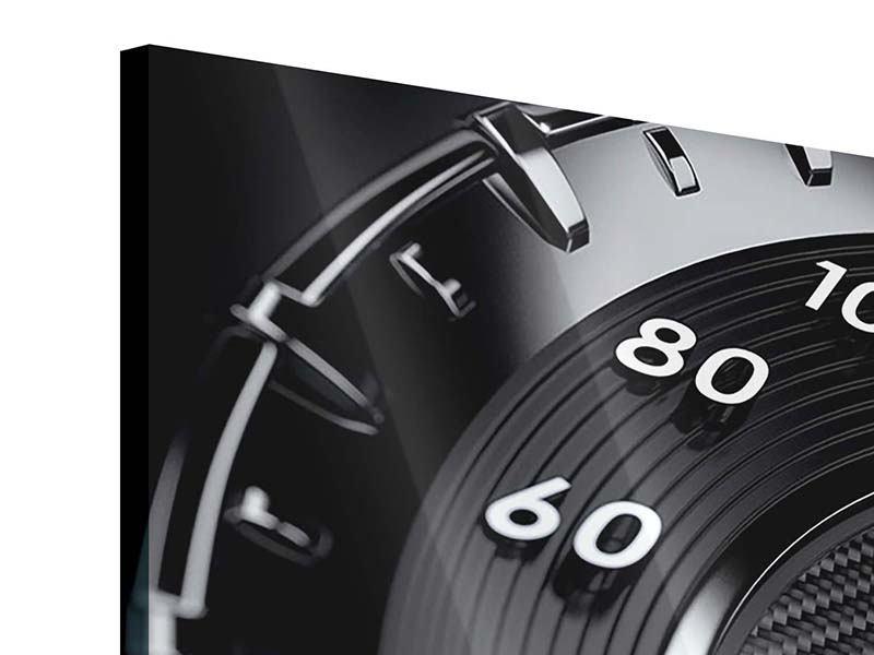 Panorama Acrylglasbild 3-teilig Geschwindigkeit