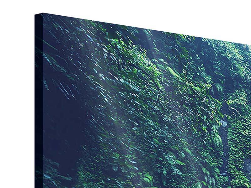 Acrylglasbild 3-teilig modern Natur