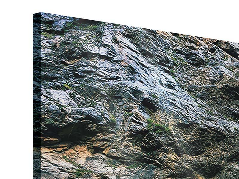 Acrylglasbild 3-teilig modern Bewegtes Wasser