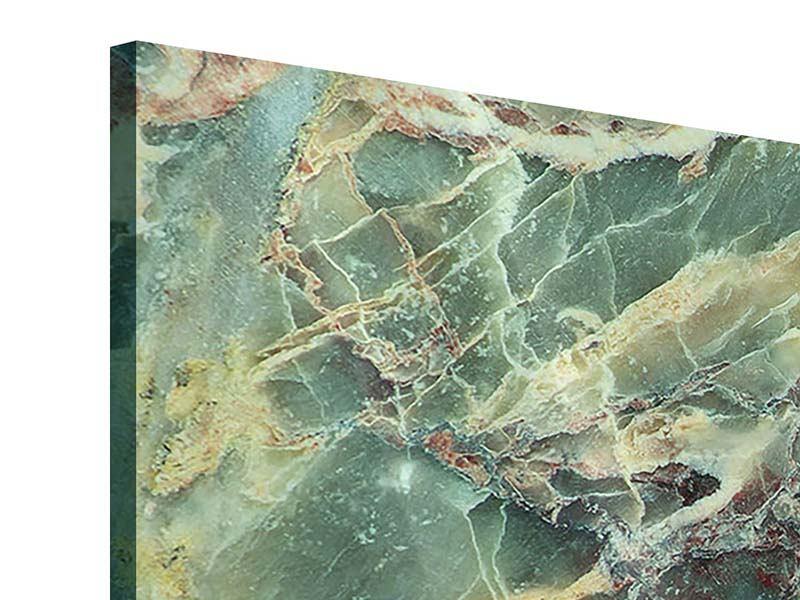 Acrylglasbild 4-teilig Marmor