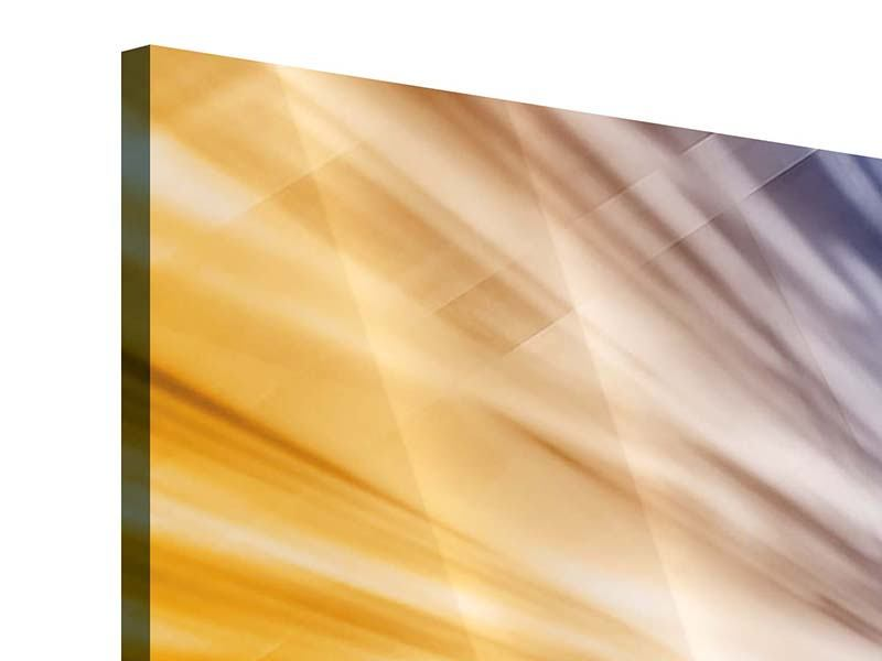 Acrylglasbild 4-teilig Abstrakte Galaxie