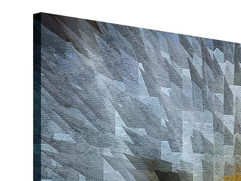 Acrylglasbild 4-teilig Adler