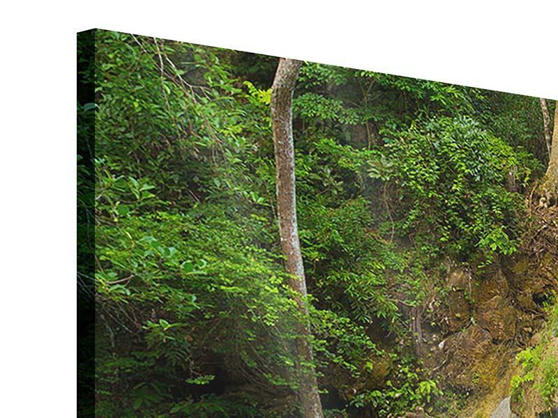 Acrylglasbild 4-teilig Frische Brise