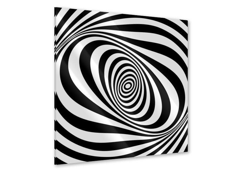 Acrylglasbild Abstrakte Wandbewegung