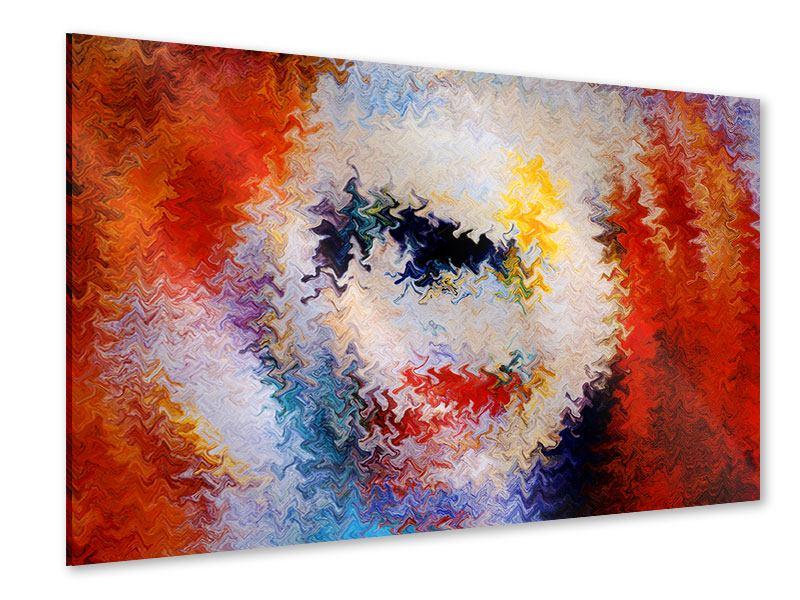 Acrylglasbild Wandmalerei