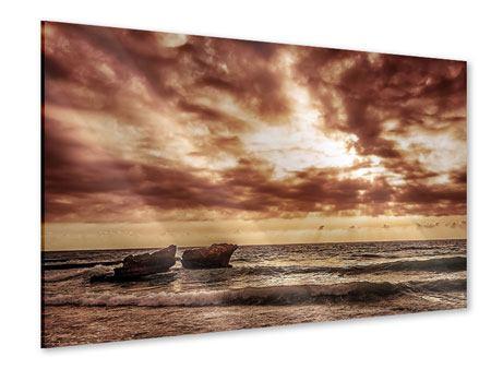 Acrylglasbild Meeresrauschen