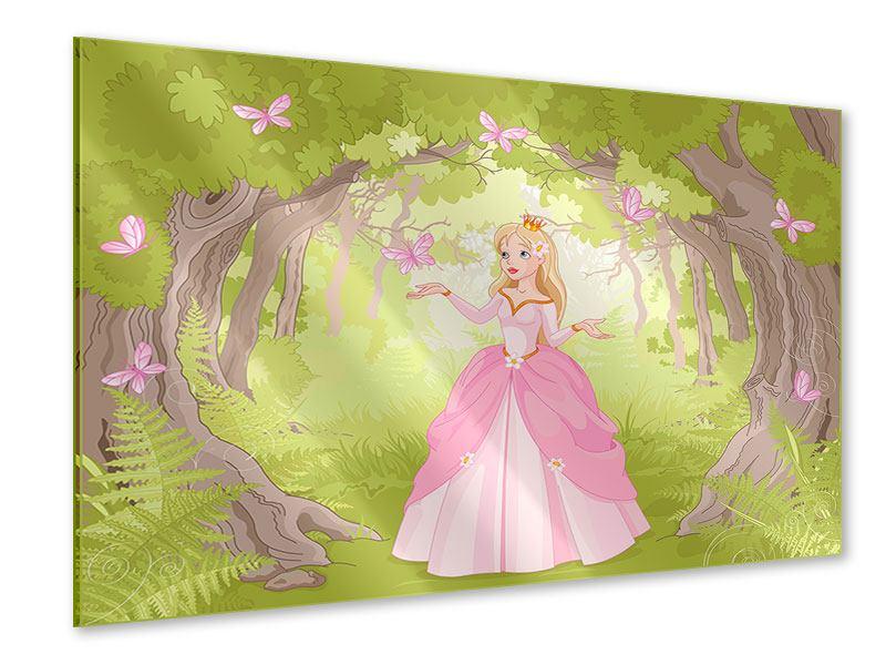 Acrylglasbild Princess