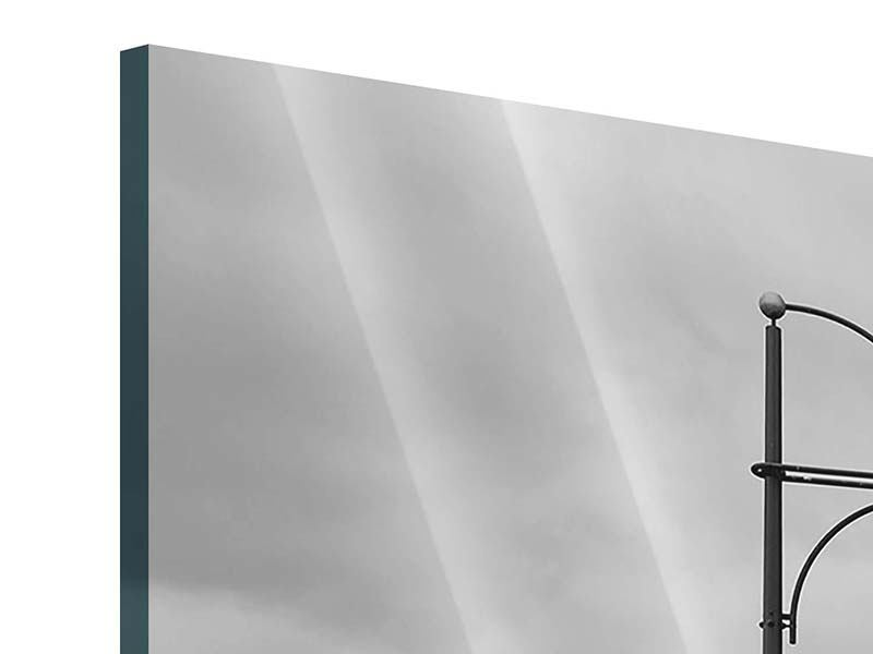 Acrylglasbild Poetische Brücke