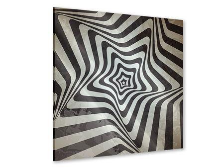 Acrylglasbild Abstrakte Bewegungen