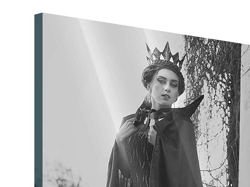 Acrylglasbild Die Königin