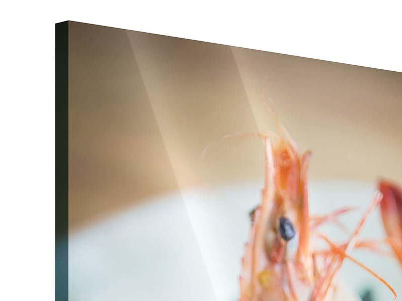 Acrylglasbild Meeresfrüchte