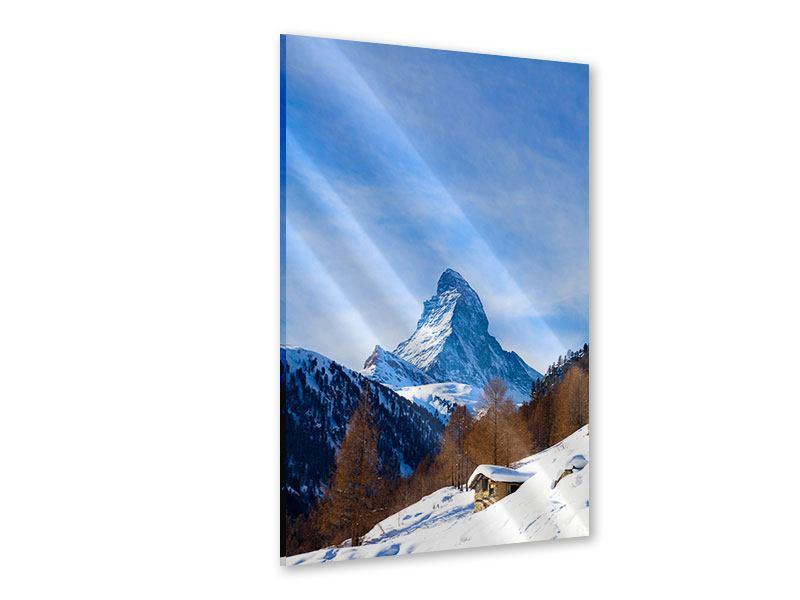 Acrylglasbild Das Matterhorn