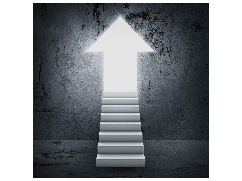 Acrylglasbild Der Aufstieg