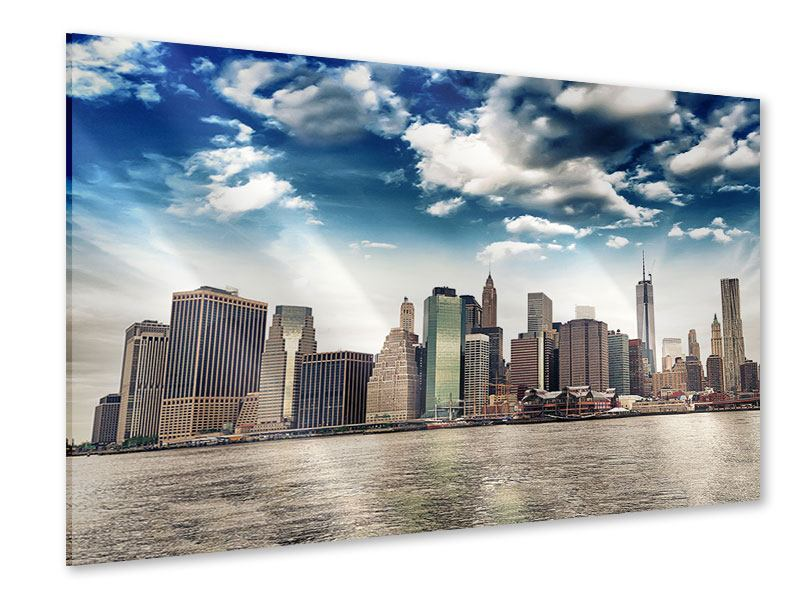 Acrylglasbild NYC From The Other Side