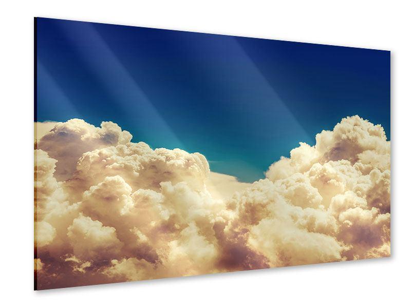 Acrylglasbild Himmelswolken