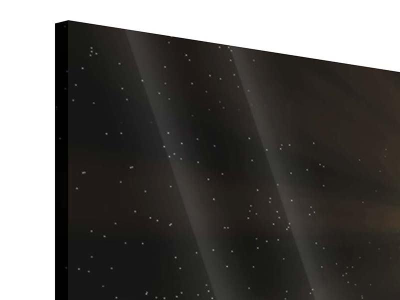 Acrylglasbild Das Raumschiff