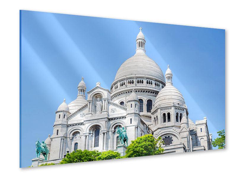 Acrylglasbild Paris- Montmartre