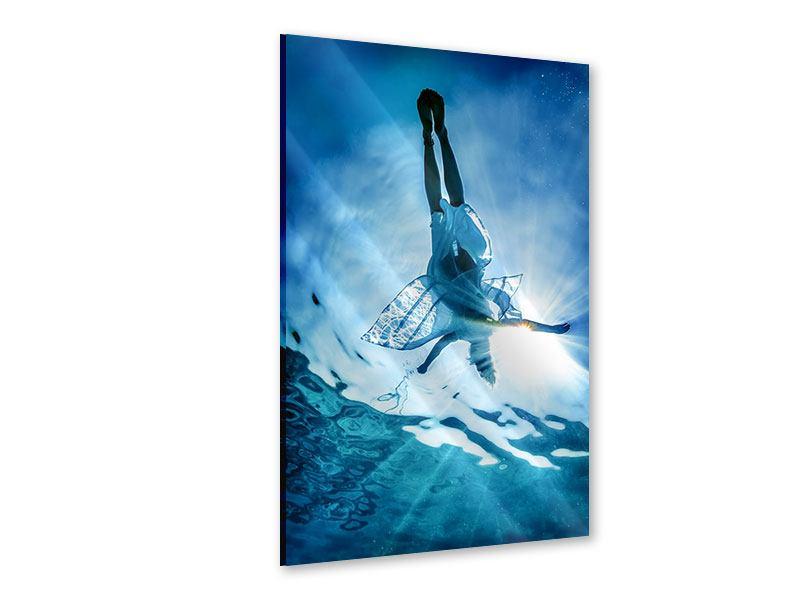 Acrylglasbild Schönheit im Meer