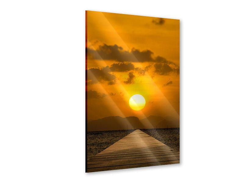 Acrylglasbild Traumlage