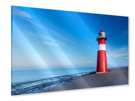 Acrylglasbild Der Leuchtturm